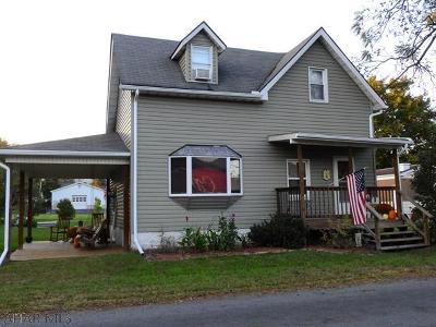Tyrone Single Family Home For Sale: 1683 Bell Tip Road