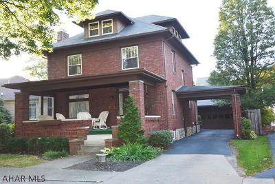 Altoona Single Family Home For Sale: 3512 Shawnee Ave.