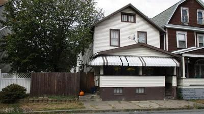 Altoona PA Multi Family Home For Sale: $59,900
