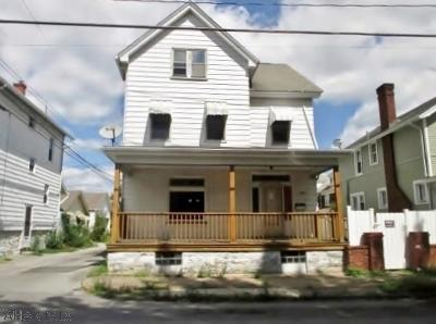 Altoona PA Single Family Home For Sale: $24,900