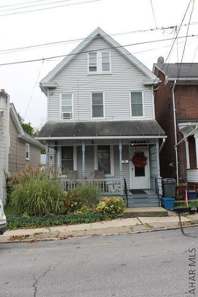 Hollidaysburg, Duncansville Single Family Home For Sale: 526 Pine Street