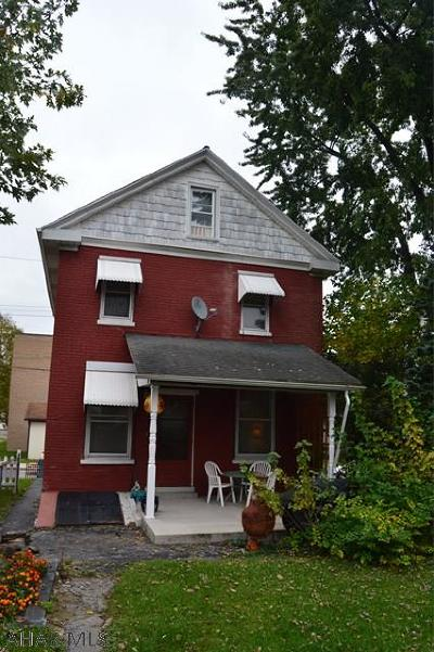 Hollidaysburg Single Family Home For Sale: 305 Grant Street