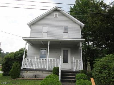 Westover PA Single Family Home For Sale: $15,500