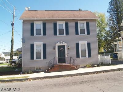Single Family Home For Sale: 127 S Bedford St