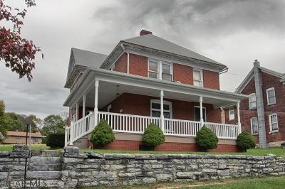 Roaring Spring Single Family Home For Sale: 723 Roosevelt