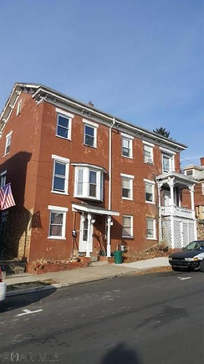 Blair County Multi Family Home For Sale: 109-111 Walnut Street