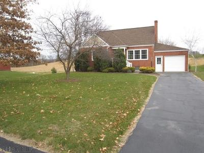 Martinsburg, Roaring Spring, East Freedom, New Enterprise, Woodbury Single Family Home For Sale: 3855 Brumbaugh Road