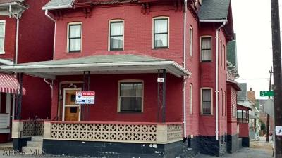 Altoona Single Family Home For Sale: 200 5th Ave.