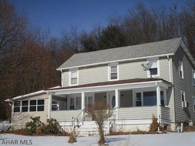 Hollidaysburg, Duncansville Single Family Home For Sale: 224 Helen St