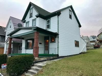 Altoona Single Family Home For Sale: 320 Spruce Avenue