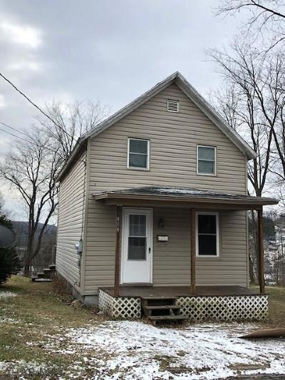 Cresson, Lilly Single Family Home For Sale: 414 High Street