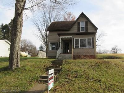 Grampian PA Single Family Home For Sale: $26,100