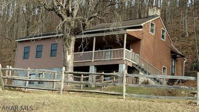 Williamsburg Single Family Home For Sale: 201 Locust St.