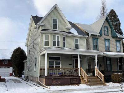 Single Family Home Sold: 2912 Broad Avenue