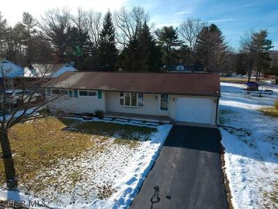 Single Family Home For Sale: 2004 Parkway Drive
