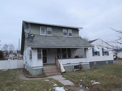 Altoona PA Single Family Home Sold: $52,000