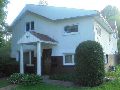 Ebensburg Single Family Home For Sale: 129 Hillcrest Drive