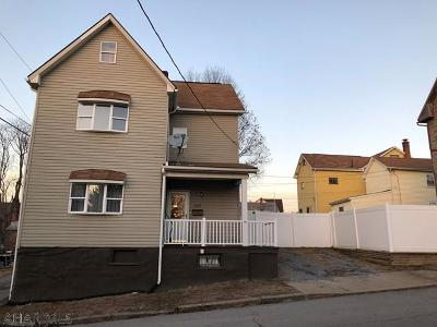 Altoona PA Single Family Home Sold: $86,900