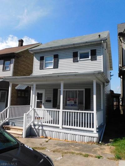 Altoona Single Family Home For Sale: 2104 2nd Ave