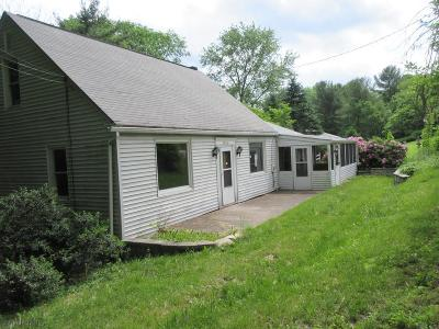 Coalport PA Single Family Home For Sale: $62,100
