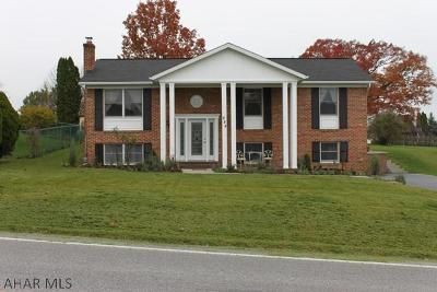Hollidaysburg, Duncansville Single Family Home For Sale: 988 Newry Lane