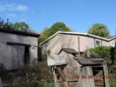 Cresson, Lilly Single Family Home For Sale: 118 Coal Rd