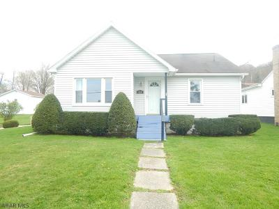 Ebensburg Single Family Home For Sale: 434 Woodland Street