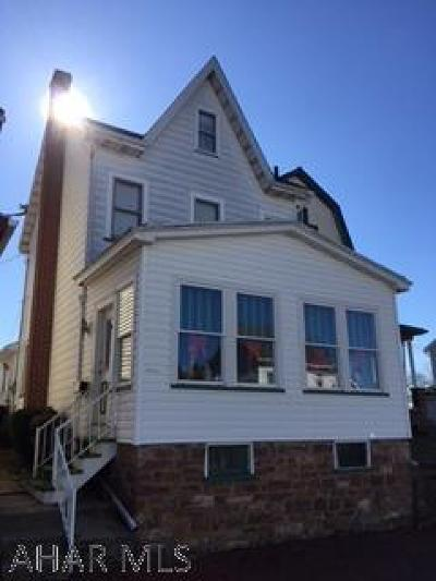 Single Family Home Sold: 1323 1st Avenue