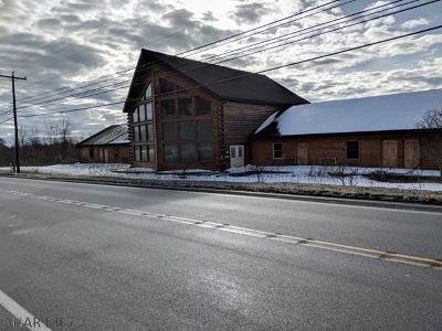 Ebensburg Single Family Home For Sale: 2343 Ben Franklin Highway