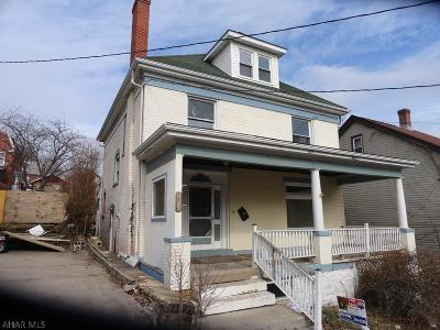 Altoona Single Family Home For Sale: 1616 17th Ave