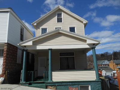 Altoona Single Family Home For Sale: 1018 16th Ave