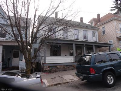 Altoona Multi Family Home For Sale: 1613 17th Ave. #2