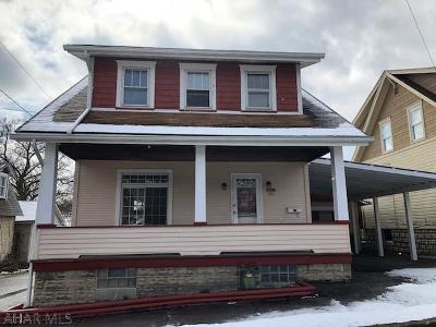 Altoona Single Family Home For Sale: 1811 3rd St