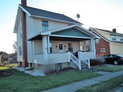 Altoona Single Family Home For Sale: 549 56th Street