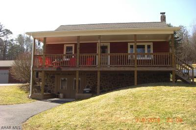 Single Family Home For Sale: 714 Beegle Road