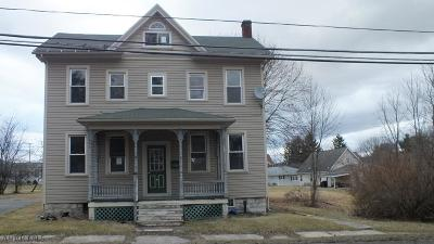 Martinsburg PA Single Family Home Sold: $49,500