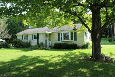 Single Family Home For Sale: 7614 Main Road