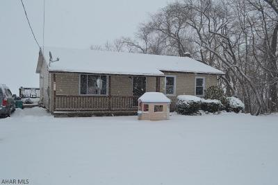 Single Family Home For Sale: 402 Lutzville Road