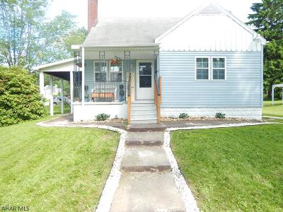 Single Family Home For Sale: 1115 5th Street
