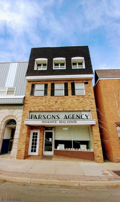 Altoona Commercial For Sale: 1120 12th Avenue