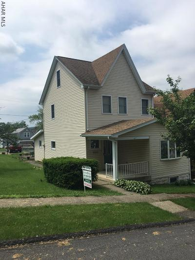 Altoona Single Family Home For Sale: 500 Bellview Street