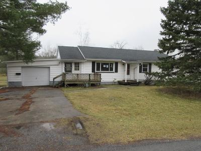 Altoona PA Single Family Home For Sale: $91,800
