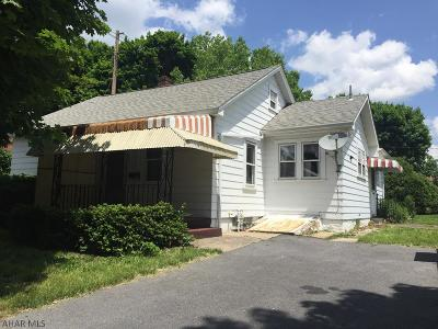 Blair County Single Family Home For Sale: 1940 Crawford Avenue