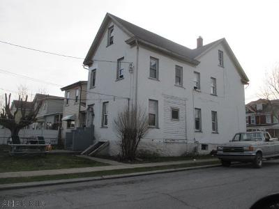 Altoona PA Multi Family Home For Sale: $64,000