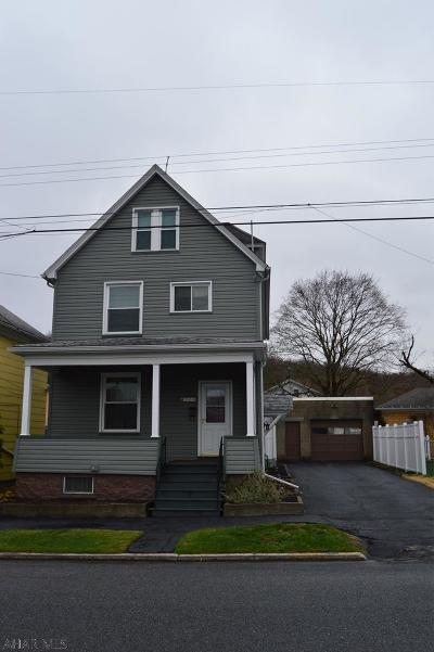 Tyrone Single Family Home For Sale: 509 W 16th Street