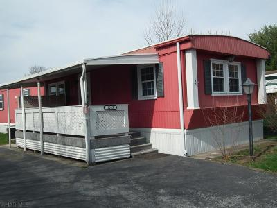 Altoona Single Family Home For Sale: 1023 Rosewood Lot 104