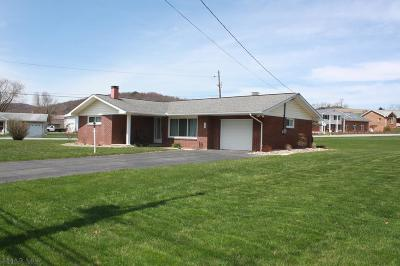 Hollidaysburg, Duncansville Single Family Home For Sale: 180 Puzzletown Rd