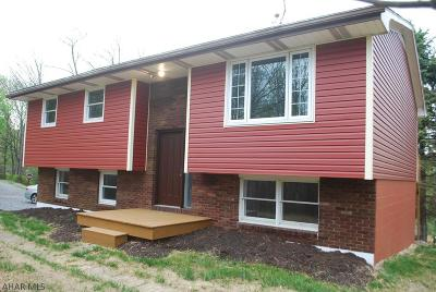 Altoona Single Family Home For Sale: 3619 Oak Ave.