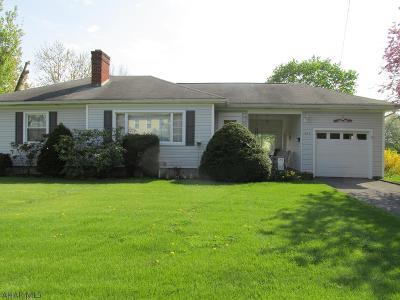 Martinsburg Single Family Home For Sale: 311 W Allegheny Street