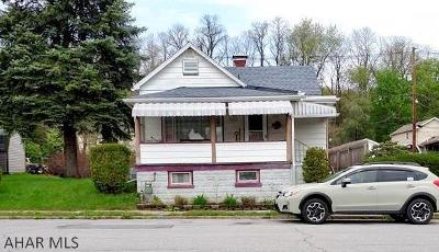 Altoona Single Family Home For Sale: 2712-14 Pine Ave.